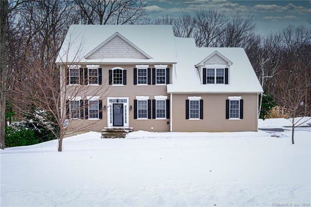 11 Hemlock Trail, Ellington, CT 06029 (MLS #170255759) :: Mark Boyland Real Estate Team