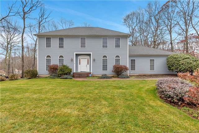 20 Willow Lane, East Lyme, CT 06333 (MLS #170255833) :: The Higgins Group - The CT Home Finder