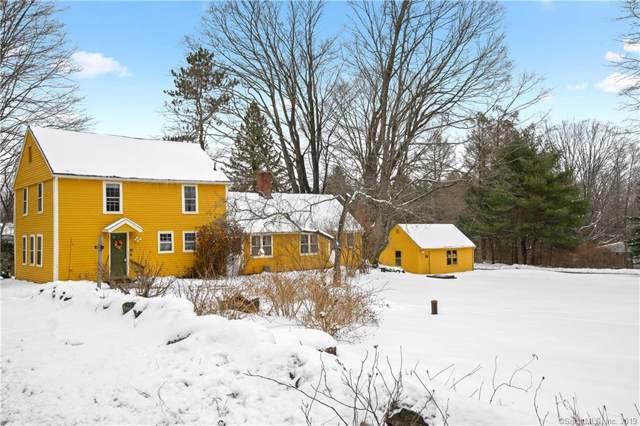 44 Flaherty Road, Mansfield, CT 06268 (MLS #170256044) :: Mark Boyland Real Estate Team