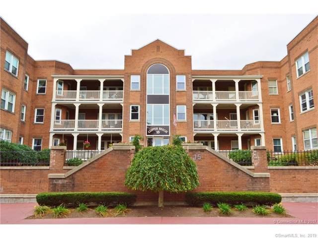 15 Highland Street #202, West Hartford, CT 06119 (MLS #170256051) :: Coldwell Banker Premiere Realtors