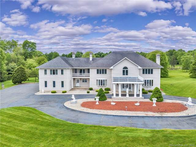 535 East Street South, Suffield, CT 06078 (MLS #170256053) :: Hergenrother Realty Group Connecticut