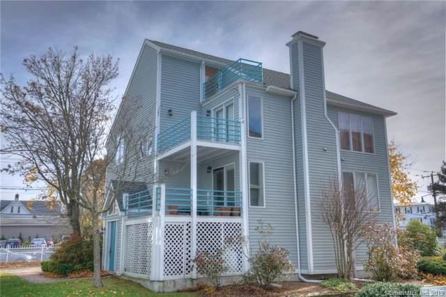 5 Holmes Street D12, Stonington, CT 06355 (MLS #170256192) :: Coldwell Banker Premiere Realtors