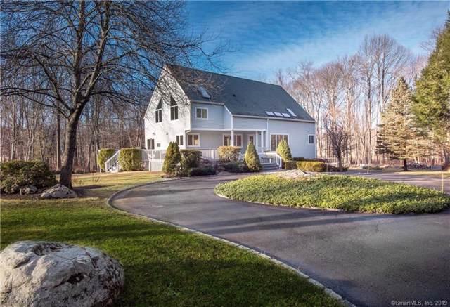 17 Keeler Place, Ridgefield, CT 06877 (MLS #170256280) :: Kendall Group Real Estate | Keller Williams