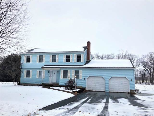 14 Ridgeview Drive, Ellington, CT 06029 (MLS #170256358) :: Mark Boyland Real Estate Team