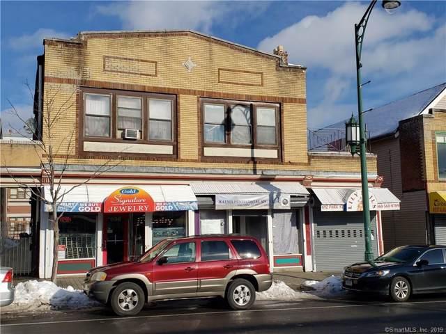 692-698 Park Street, Hartford, CT 06106 (MLS #170256515) :: Michael & Associates Premium Properties | MAPP TEAM