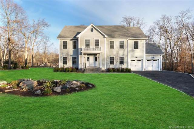 9 Cottontail Road, Greenwich, CT 06807 (MLS #170256524) :: Kendall Group Real Estate | Keller Williams