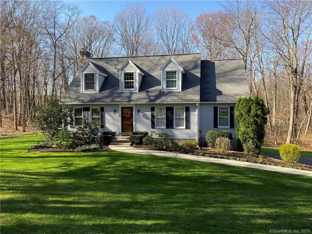 66 Woodcutters Drive, Bethany, CT 06524 (MLS #170256551) :: Kendall Group Real Estate | Keller Williams