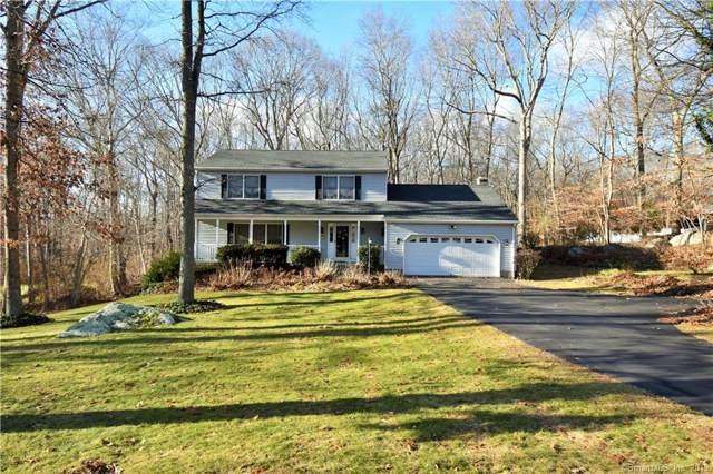 28 Monticello Drive, Ledyard, CT 06335 (MLS #170256628) :: Michael & Associates Premium Properties | MAPP TEAM