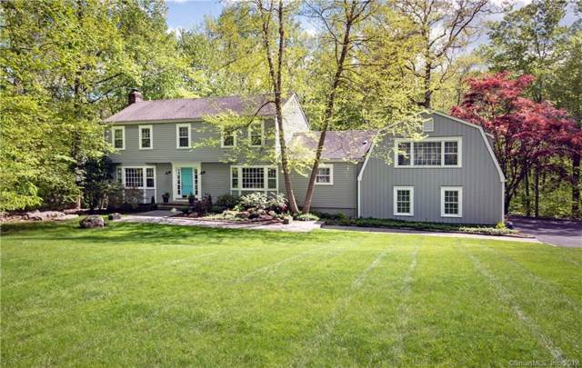 286 Indian Rock Road, New Canaan, CT 06840 (MLS #170256655) :: Coldwell Banker Premiere Realtors