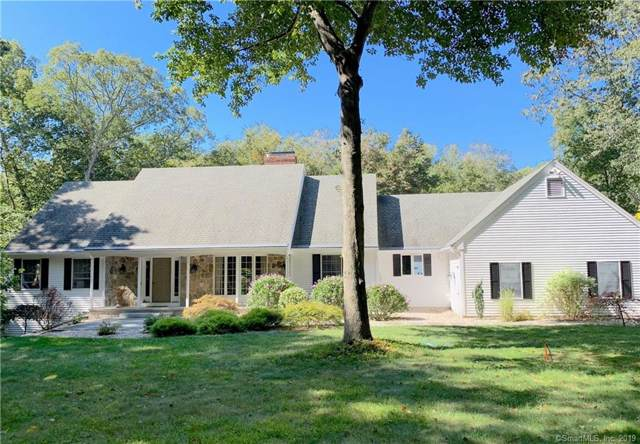 10 Stonewood Drive, Old Lyme, CT 06371 (MLS #170256780) :: Coldwell Banker Premiere Realtors
