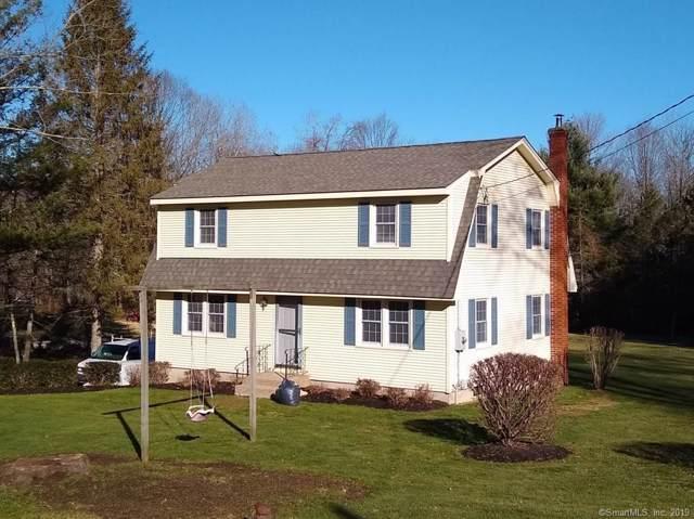 13 Colonial Drive, Columbia, CT 06237 (MLS #170257011) :: Mark Boyland Real Estate Team