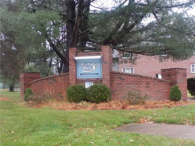 231 Wintonbury Avenue 4B, Bloomfield, CT 06002 (MLS #170257015) :: Coldwell Banker Premiere Realtors