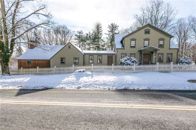 159 Old Tannery Road, Monroe, CT 06468 (MLS #170257107) :: Mark Boyland Real Estate Team