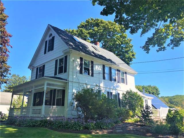 161 Old Norwich Road, Waterford, CT 06375 (MLS #170257231) :: GEN Next Real Estate