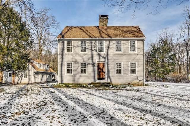 119 Weston Road, Weston, CT 06883 (MLS #170257319) :: Mark Boyland Real Estate Team