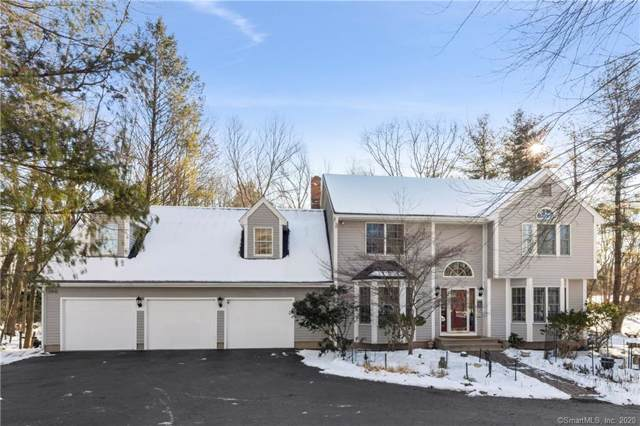 2325 Downs Road, Hamden, CT 06518 (MLS #170257449) :: The Higgins Group - The CT Home Finder