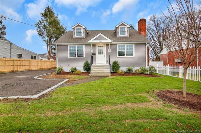 146 Strawberry Hill Avenue, Norwalk, CT 06851 (MLS #170257516) :: The Higgins Group - The CT Home Finder
