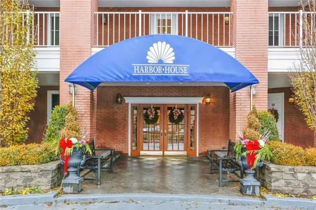 43 Harbor Drive #502, Stamford, CT 06902 (MLS #170257533) :: Mark Boyland Real Estate Team