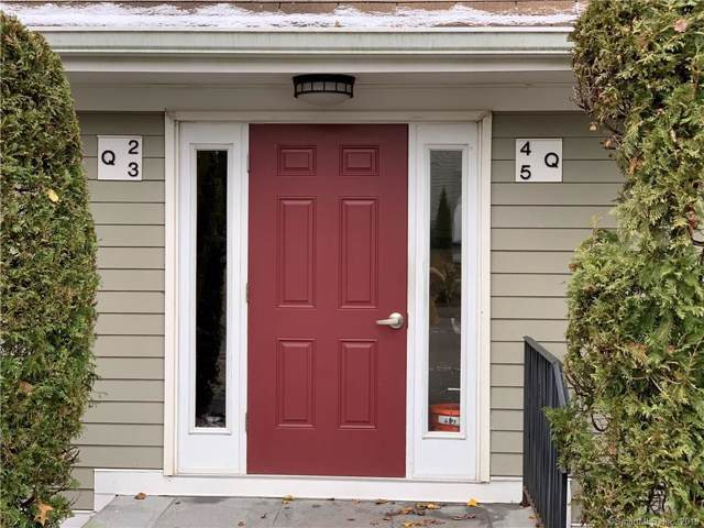 71 Aiken Street Q5, Norwalk, CT 06851 (MLS #170257714) :: The Higgins Group - The CT Home Finder