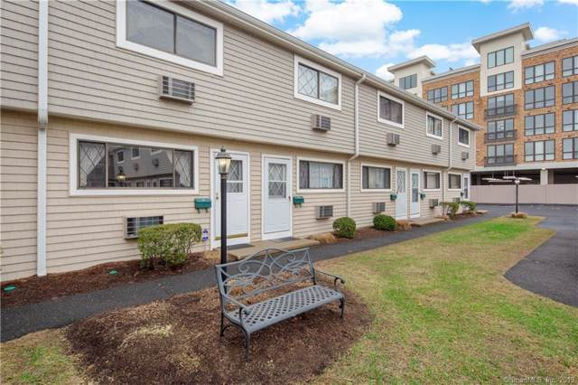7 Arch Street #5, Norwalk, CT 06854 (MLS #170257717) :: The Higgins Group - The CT Home Finder