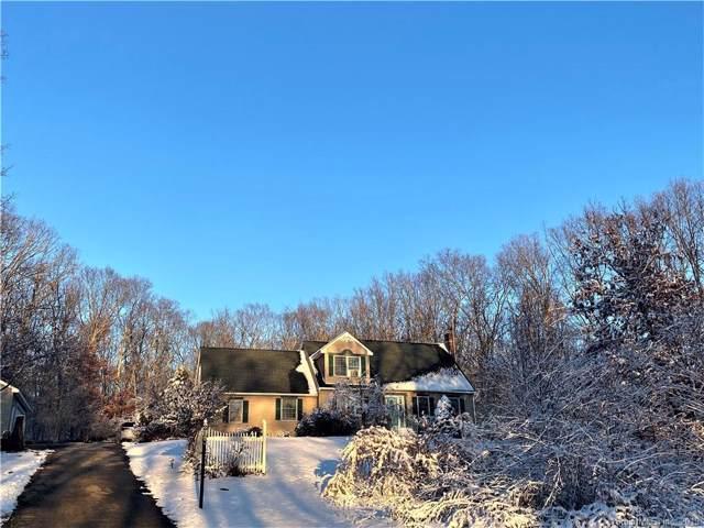 29 Mountain Laurel Lane, Chaplin, CT 06235 (MLS #170257778) :: Spectrum Real Estate Consultants