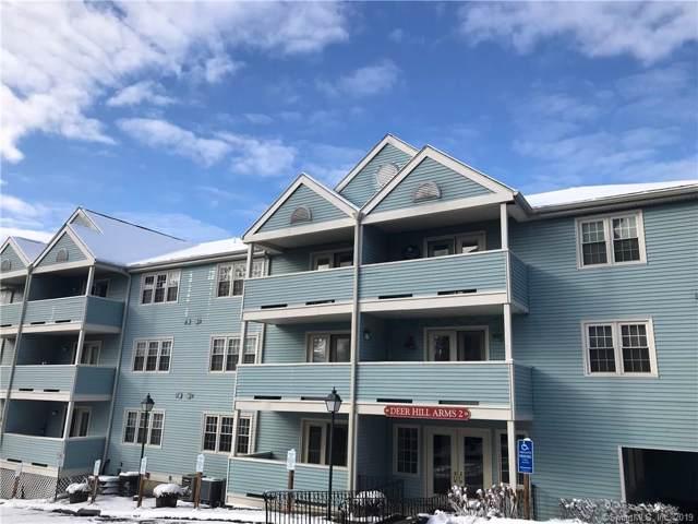 136 Deer Hill Avenue #108, Danbury, CT 06810 (MLS #170257925) :: Kendall Group Real Estate | Keller Williams