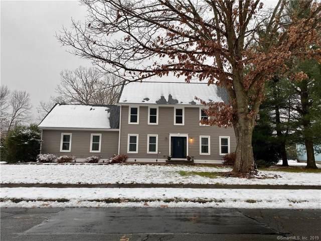 144 Huckleberry Lane, Southington, CT 06489 (MLS #170258005) :: Spectrum Real Estate Consultants