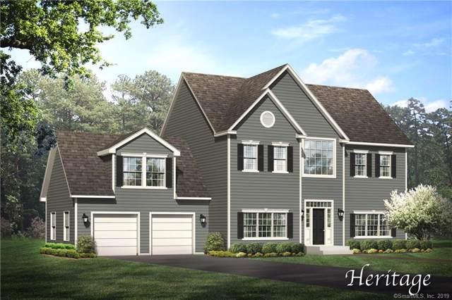 608 Skyline Drive, East Hampton, CT 06424 (MLS #170258030) :: Spectrum Real Estate Consultants
