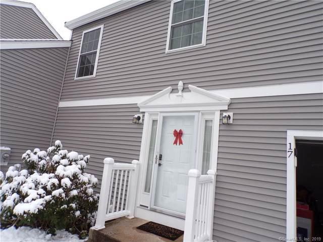 17 Old Oak Court #17, Bloomfield, CT 06002 (MLS #170258036) :: Michael & Associates Premium Properties | MAPP TEAM