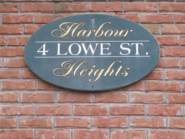 4 Lowe Street #404, Norwalk, CT 06854 (MLS #170258050) :: The Higgins Group - The CT Home Finder