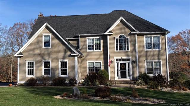 42 Saw Mill Way Way, Hebron, CT 06231 (MLS #170258081) :: The Higgins Group - The CT Home Finder