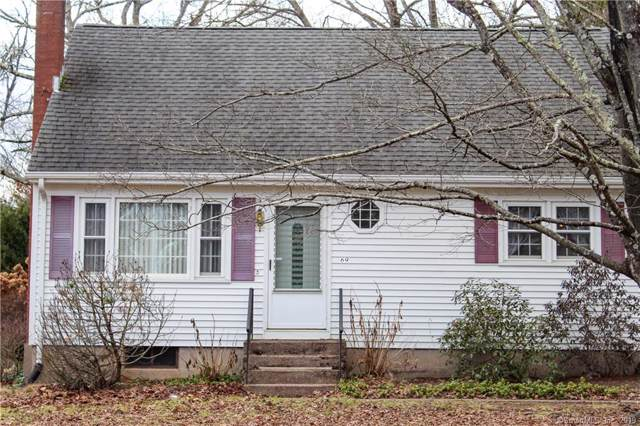 69 Schofield Road, Willington, CT 06279 (MLS #170258092) :: The Higgins Group - The CT Home Finder