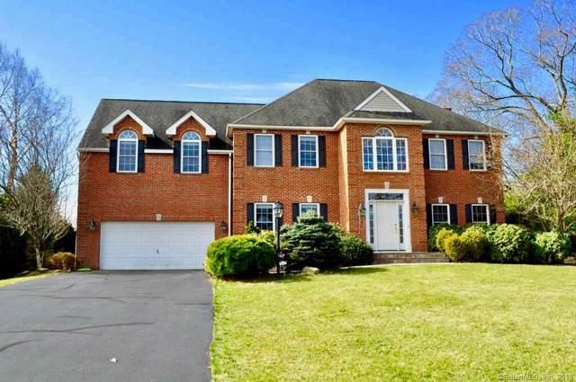 4 Chandler Drive, South Windsor, CT 06074 (MLS #170258099) :: NRG Real Estate Services, Inc.