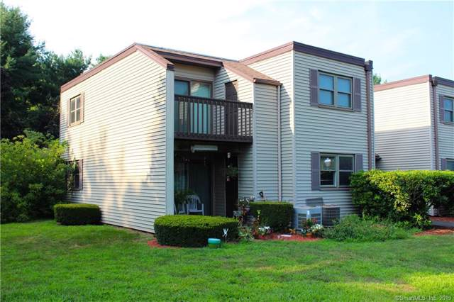 204 Twin Circle Drive #204, South Windsor, CT 06074 (MLS #170258103) :: NRG Real Estate Services, Inc.
