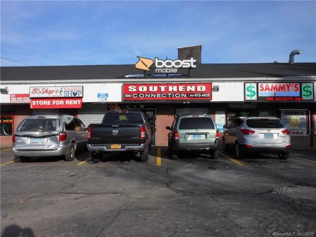500 Park Avenue U-5, Bridgeport, CT 06604 (MLS #170258197) :: Coldwell Banker Premiere Realtors