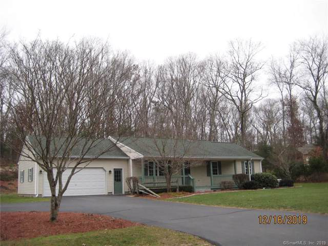 101 All Hallows Road, Plainfield, CT 06374 (MLS #170258574) :: The Higgins Group - The CT Home Finder