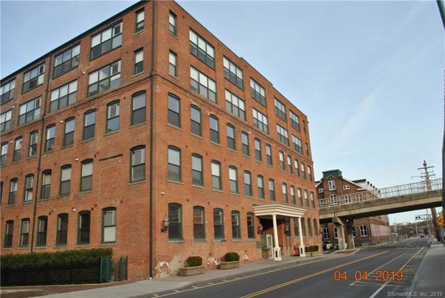 145 Canal Street #403, Shelton, CT 06484 (MLS #170258755) :: The Higgins Group - The CT Home Finder