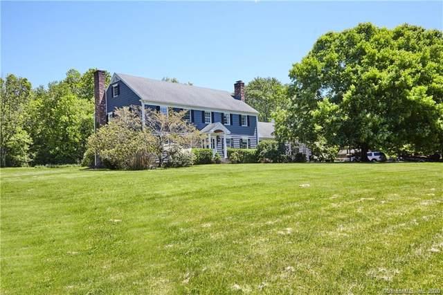2850 Redding Road, Fairfield, CT 06824 (MLS #170258937) :: Spectrum Real Estate Consultants