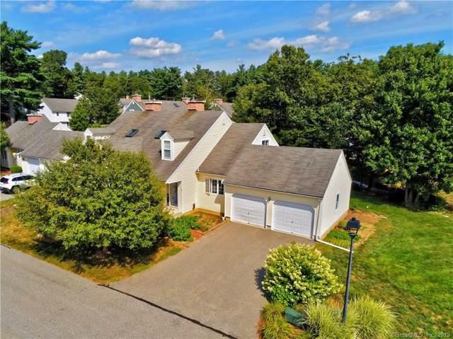 9 Mohegan Square #9, Mansfield, CT 06250 (MLS #170259129) :: Mark Boyland Real Estate Team