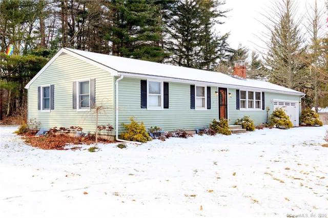 16 Sunset Drive, Brooklyn, CT 06234 (MLS #170259244) :: The Higgins Group - The CT Home Finder