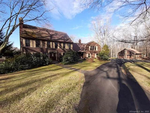 12 Old Field Lane, Redding, CT 06896 (MLS #170259654) :: The Higgins Group - The CT Home Finder