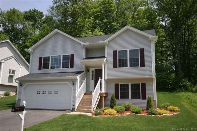 39 Belvedere Drive #39, Tolland, CT 06084 (MLS #170259687) :: GEN Next Real Estate