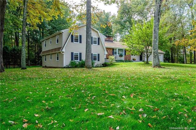 27 Lincoln Lane, Simsbury, CT 06089 (MLS #170259700) :: The Higgins Group - The CT Home Finder
