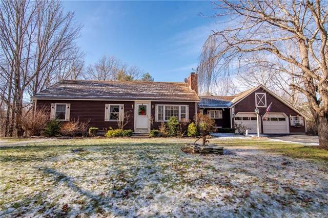 106 Sunset Hill Road, Thompson, CT 06277 (MLS #170259978) :: Anytime Realty