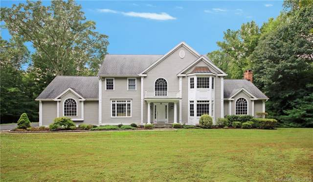 21 Long Wall Road, Redding, CT 06896 (MLS #170260185) :: Kendall Group Real Estate | Keller Williams