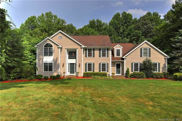 16 Founders Way, Monroe, CT 06468 (MLS #170260252) :: The Higgins Group - The CT Home Finder