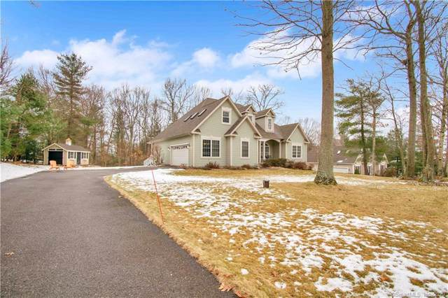 43 Crystal Ridge Drive, Ellington, CT 06029 (MLS #170260552) :: The Higgins Group - The CT Home Finder