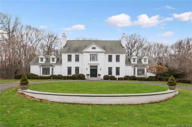 11 Old Country Road, Woodbridge, CT 06525 (MLS #170260625) :: Carbutti & Co Realtors