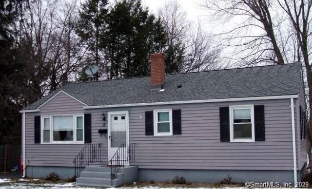 12 North Circle, Windsor, CT 06095 (MLS #170260699) :: Mark Boyland Real Estate Team