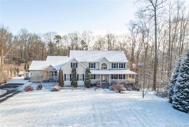 18 Anderson Way, East Hampton, CT 06424 (MLS #170260736) :: Michael & Associates Premium Properties   MAPP TEAM